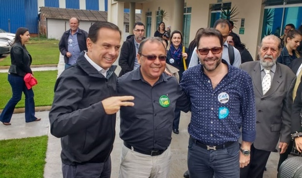 Doria visita hospital escola da UniFSP